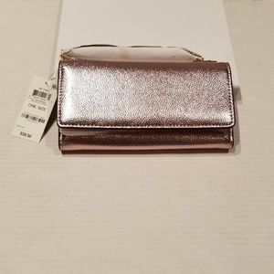 INC crossover bag - size S (NWT)